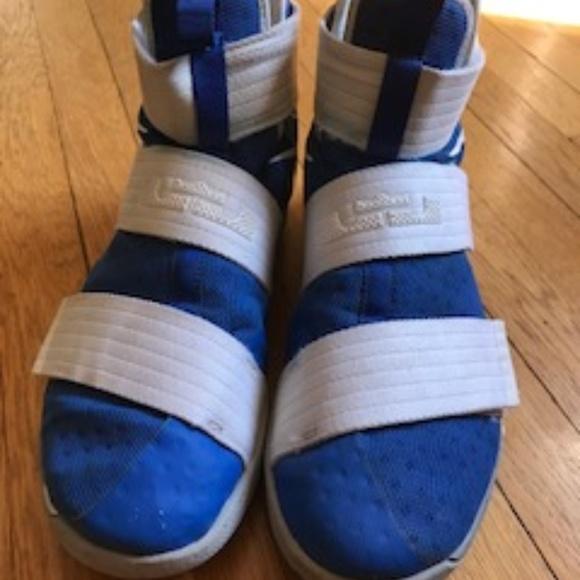 Nike Shoes | Nike Lebron Soldier Custom